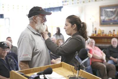 Ceremony honors Vietnam War-era veterans