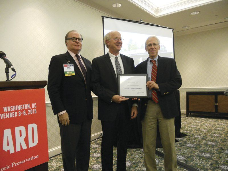 AARCH wins national historic preservation award