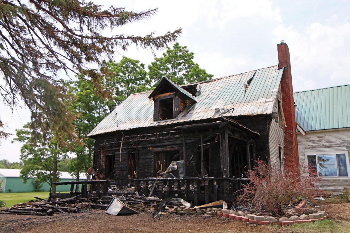 New york clinton county chazy - Chazy Fire