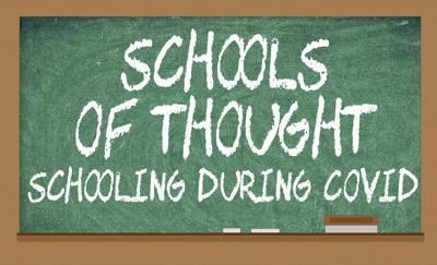 Schools of Thought Graphic