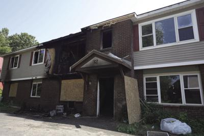 Fire displaces many in City of Plattsburgh