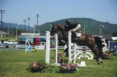 Chapot thrives at Lake Placid Horse Shows