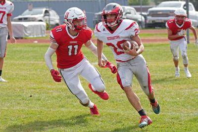 Big plays, momentum carry Beekmantown past Saranac