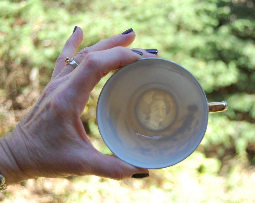 PPR teacup color 1112