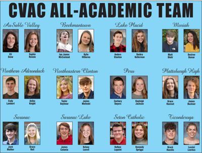 2020-21 Winter CVAC All-Academic Team