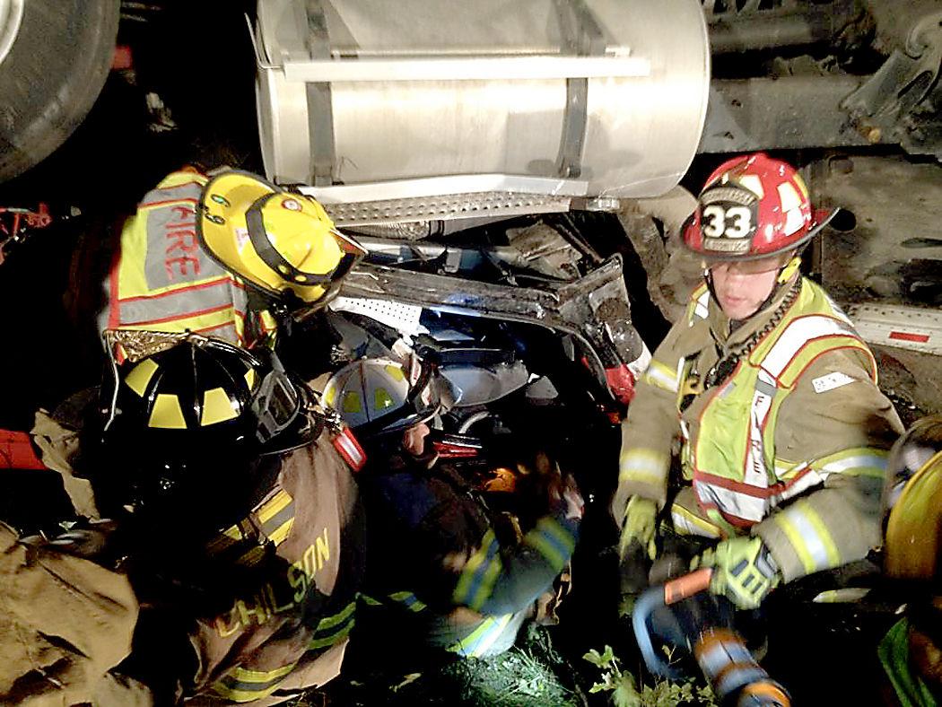 PPR truck rescue 2