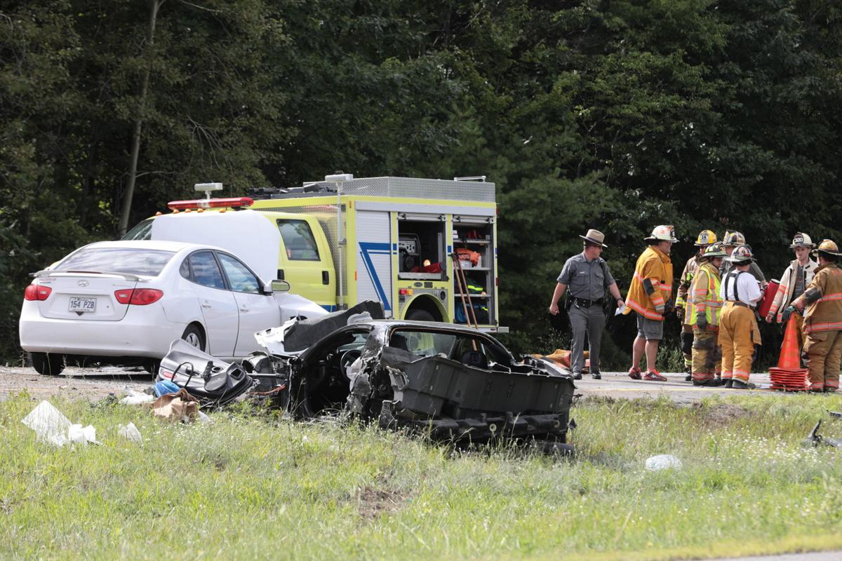 Multiple-car crash closes section of Northway | News