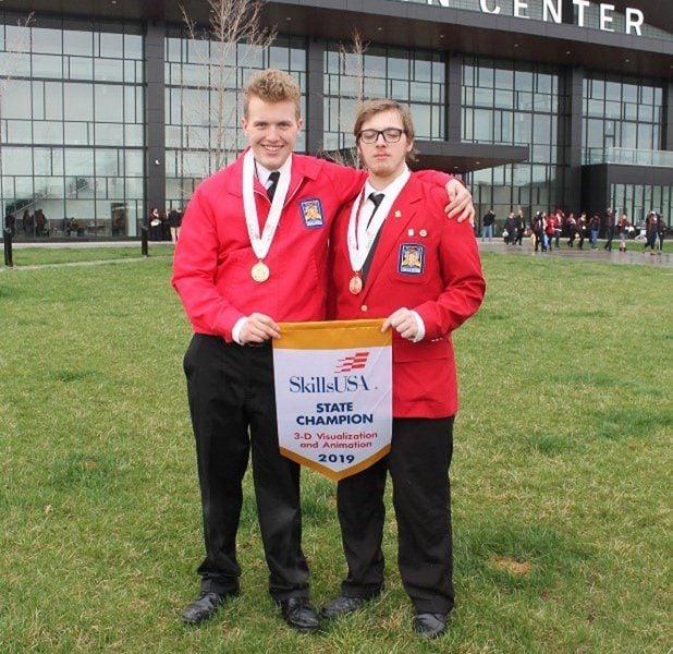 Three SkillsUSA gold medalists head to Louisville