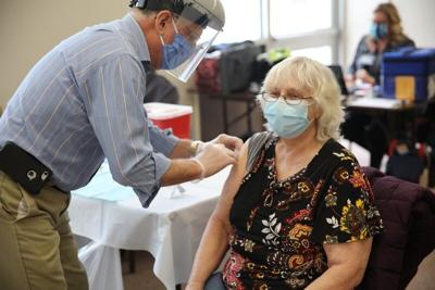 'I'm home free': PHA residents receive second vaccine dose