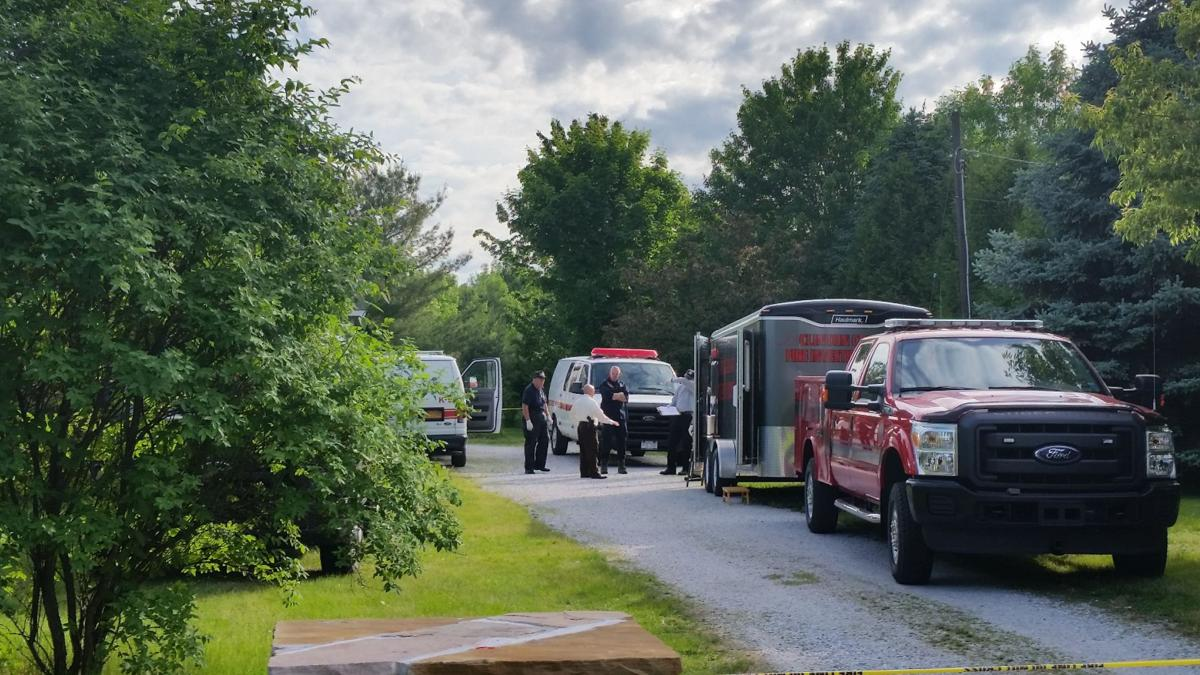 New york clinton county chazy - West Chazy Fatal