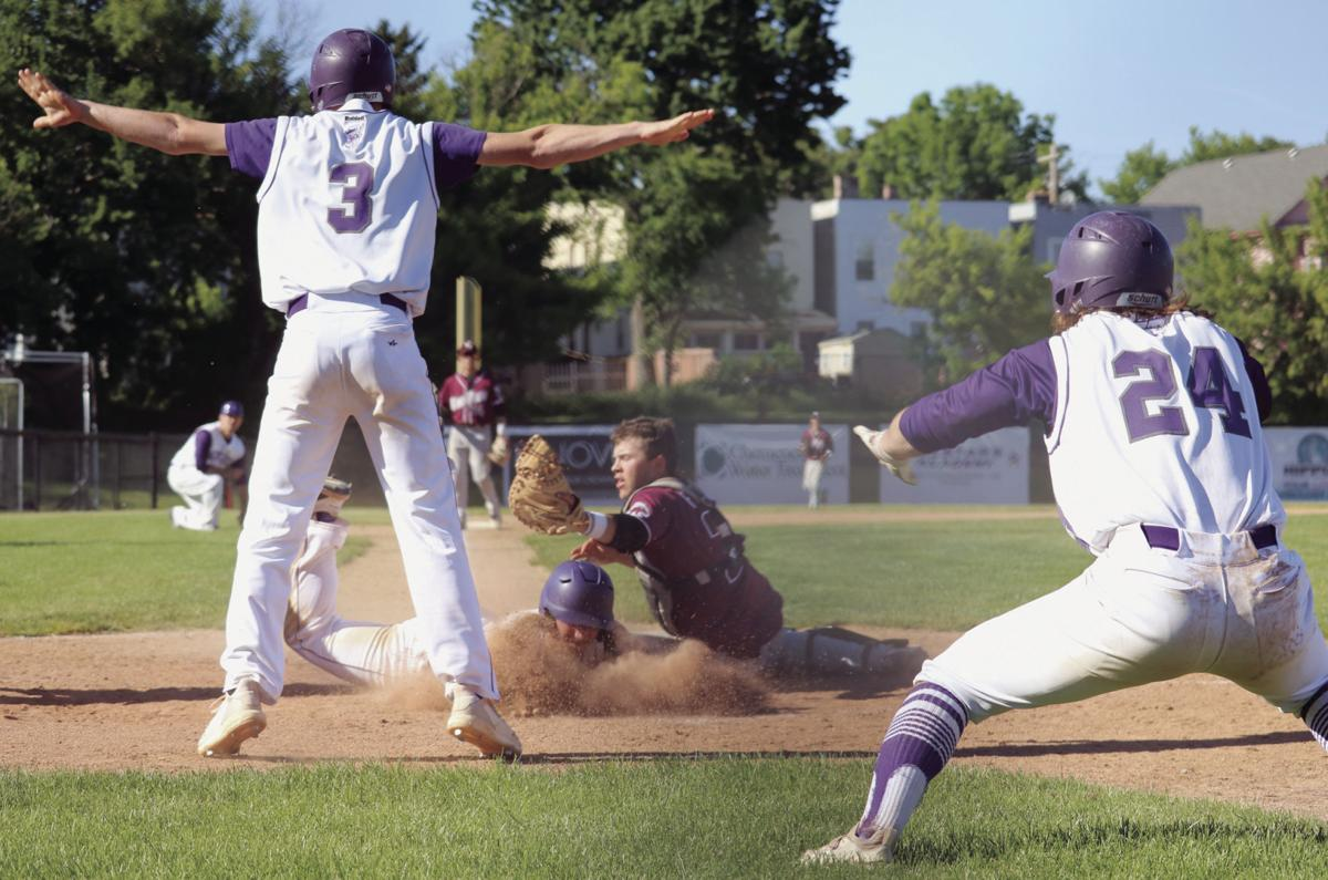 Ti upends previously undefeated Fort Plain to reach final four