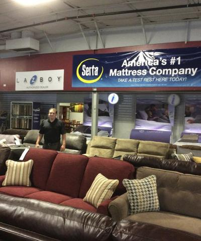 Sears Home Coming To Choice Furniture