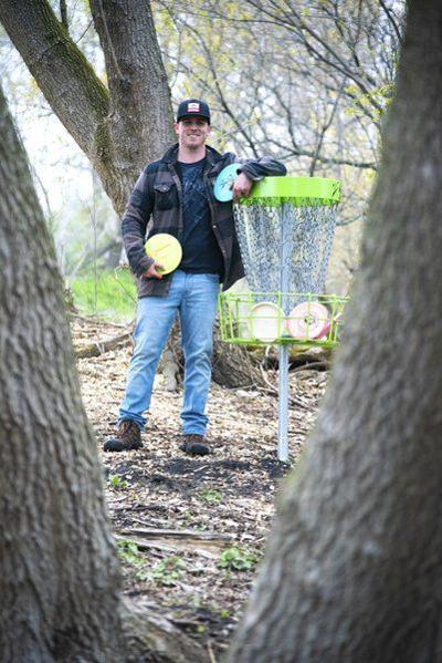 Disc Golf Course Shaping Up In Ticonderoga Local News Pressrepublican Com