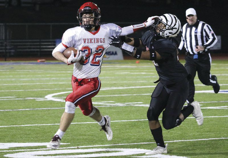HEADED TO THE DOME: Vikings take down Tuckahoe to punch ticket to state title game