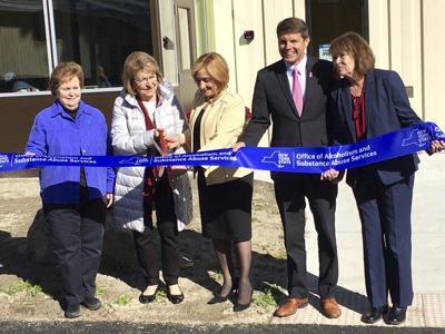 New Schuyler Falls detox center 'a beacon of light'
