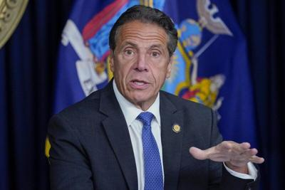 Sheriff: Aide who accused Cuomo files criminal complaint