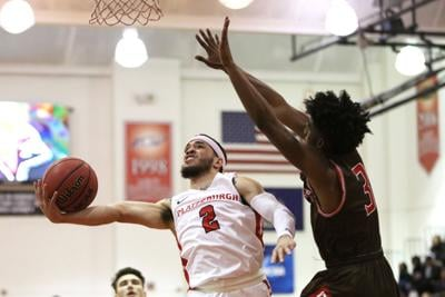 Plattsburgh holds off St. Lawrence rally for 89-84 victory