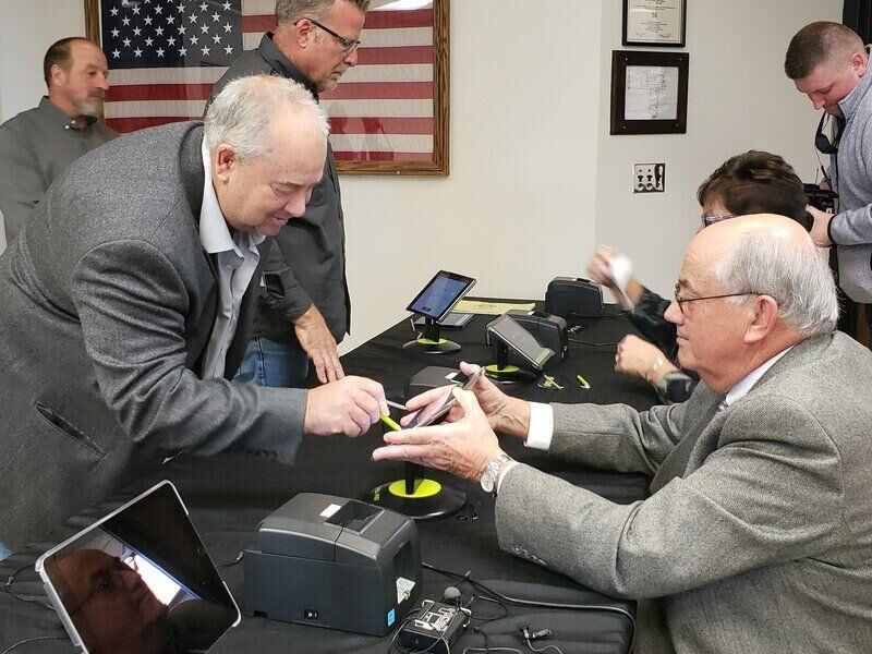 Greg Campbell retires as Republican BOE commissioner
