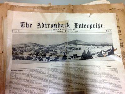 Correcting the Record: Research uncovers new Adirondack Enterprise origin date