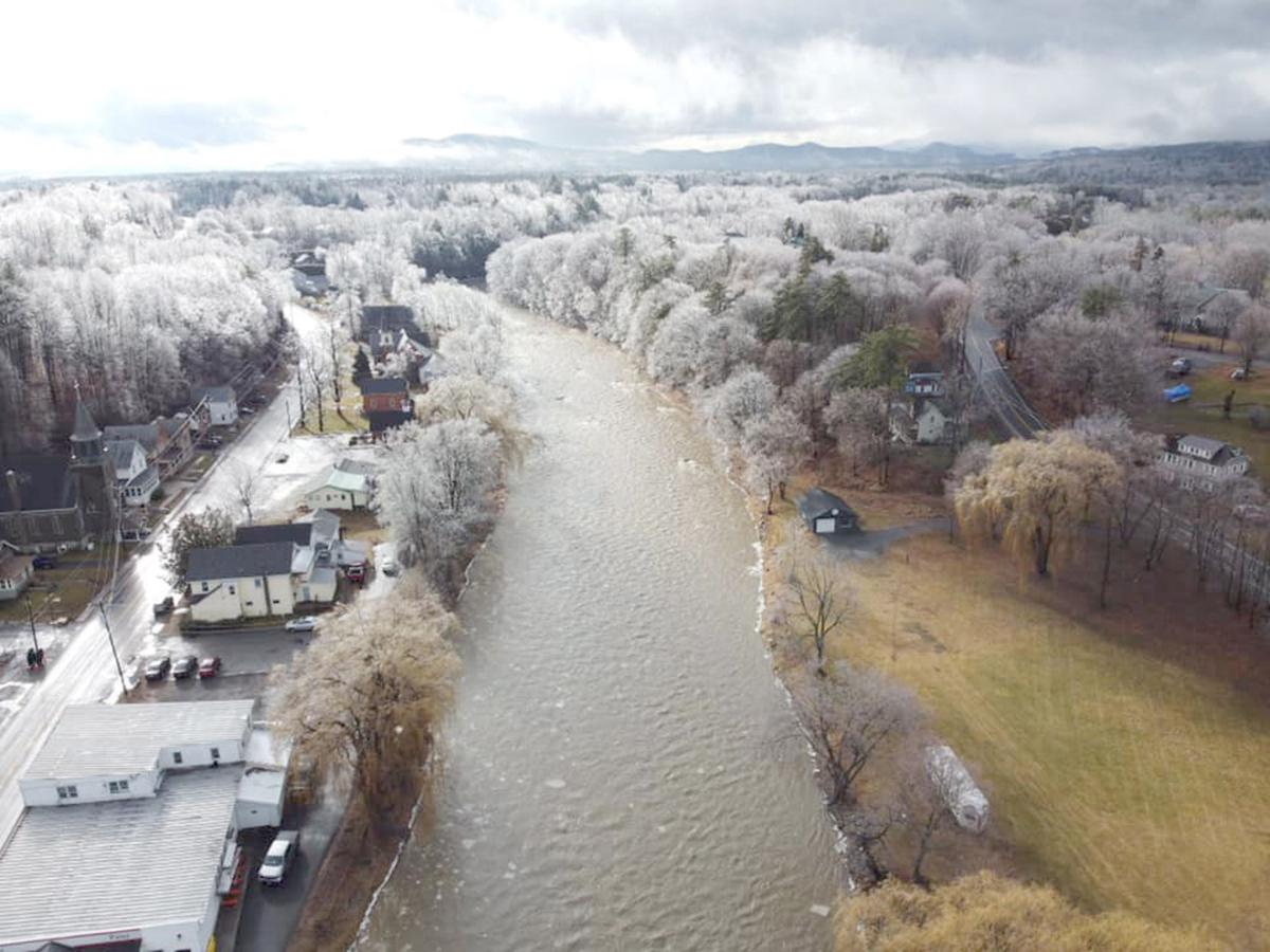 Iced Over: Aftermath of the weekend ice storm