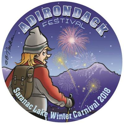 Hiking Zonker adorns Winter Carnival button   Local News