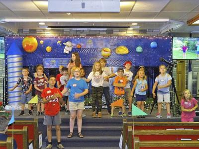 VBS, late start this year