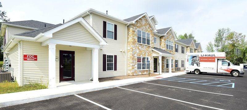 new complex filling affordable housing needs local news rh pressrepublican com