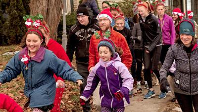 Reindeer Run benefits Westport Food Shelf