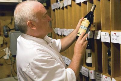 Wine Spectator cites five area restaurants