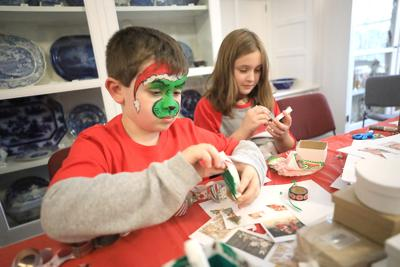 Ornament workshop offers festive family tradition