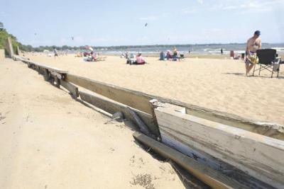 Livable Community member asks for City Beach updates