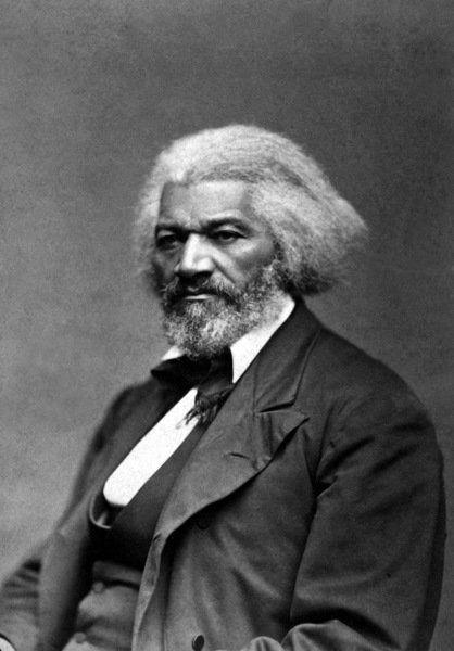 Douglass speech read at John Brown Farm event