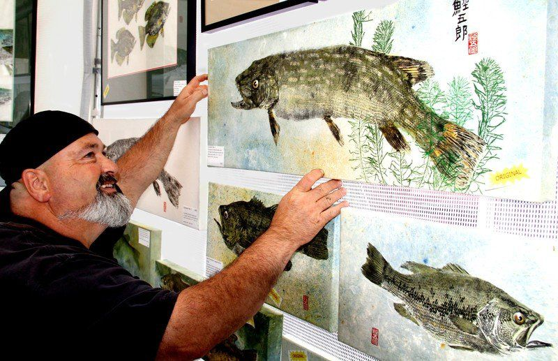 Art of fish