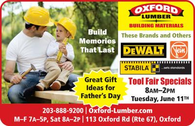 Oxford Lumber Tool Fair Tomorrow, June 11