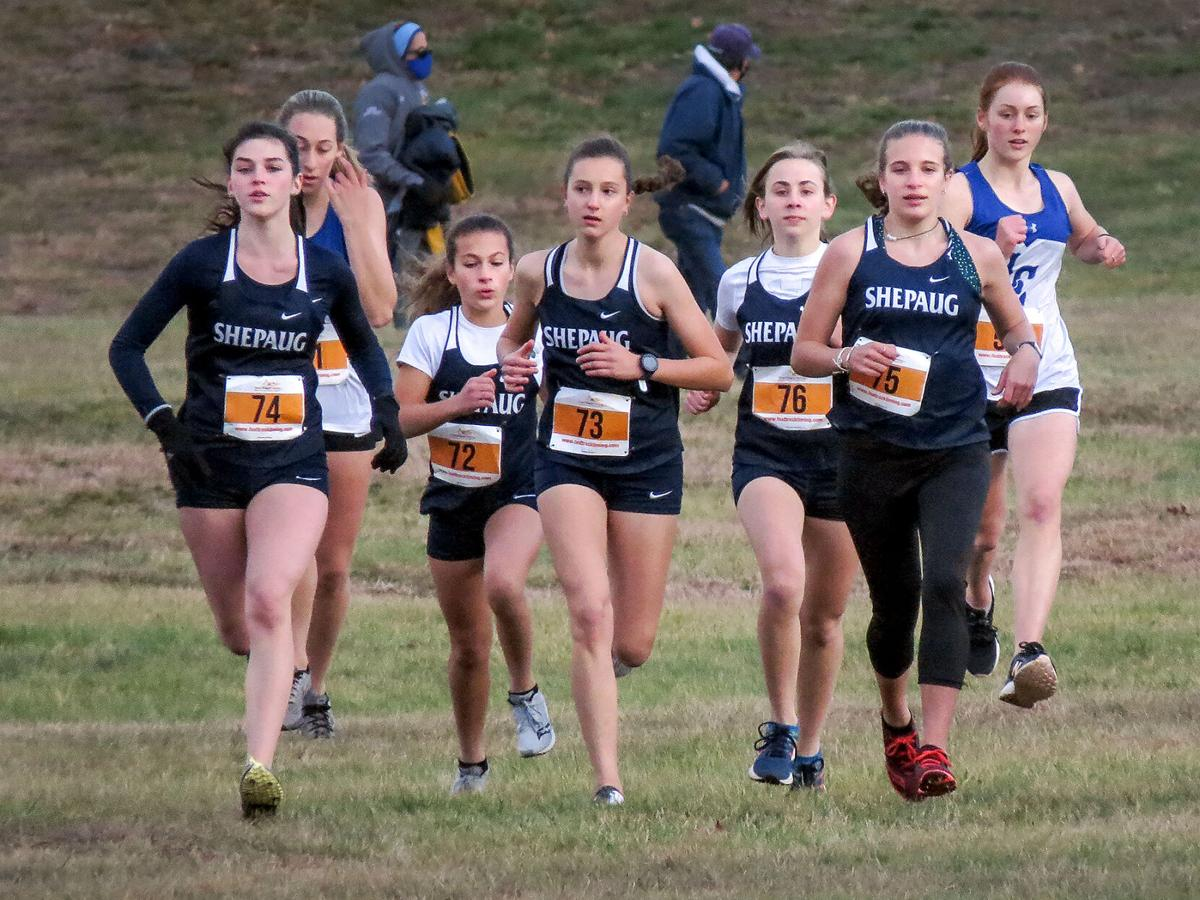 Nonnewaug Finishes Fourth at Berkshire League Cross Country