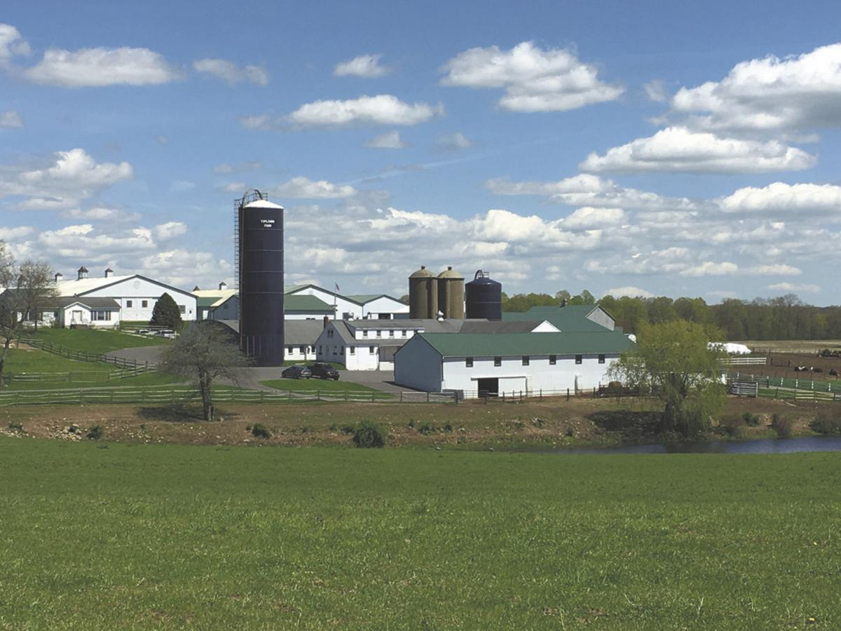 Toplands Farm Sets Annual Open House and Tractor Show