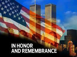 Woodbury Volunteer Fire Department Service Remembers 9/11