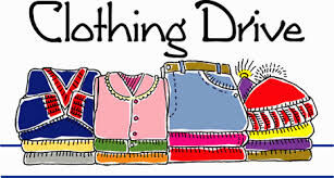 For Rochambeau Middle School: Fall Clothing Drive Set Through December 1