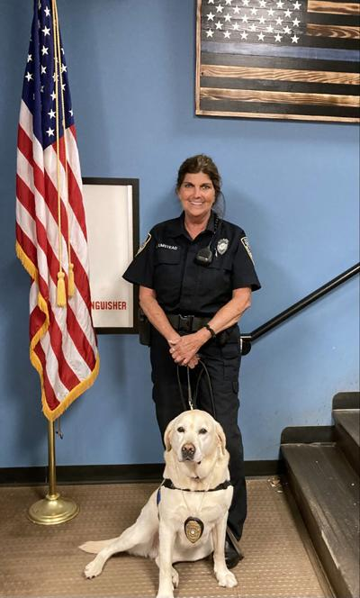 COPS AND COMFORT DOGS
