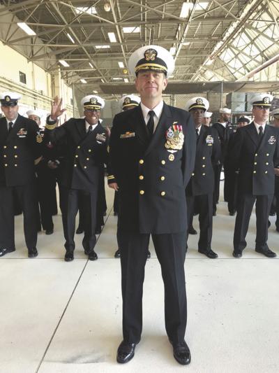 Former Resident Named Deputy Superintendent of U.S. Naval Academy