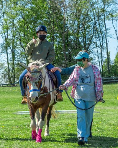 Little Britches Therapeutic Riding Program Receives Grant from NCCF