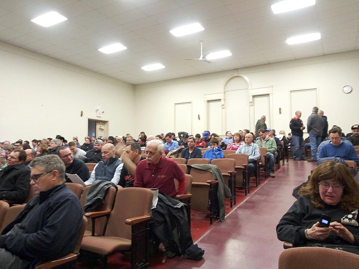 Naugatuck River Greenway Trail: Tensions High at Trail Hearing