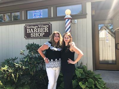 In Southbury: Heritage Village Barber Shop Owner Grateful for Loyal Customers