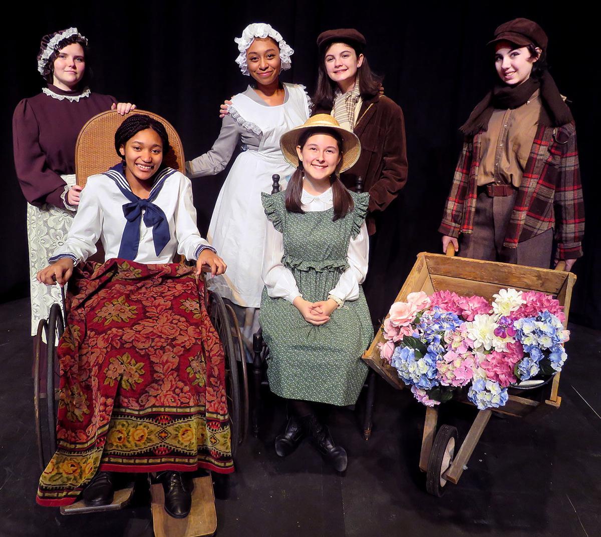 at westover school the secret garden musical slated - The Secret Garden Musical