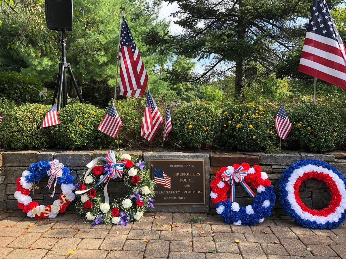 Beautiful Weather Belies Somber Mood at 9/11 Memorial Ceremony