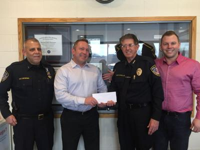 THERAPLANT DONATES TO WATERTOWN POLICE DEPARTMENT | Top Stories