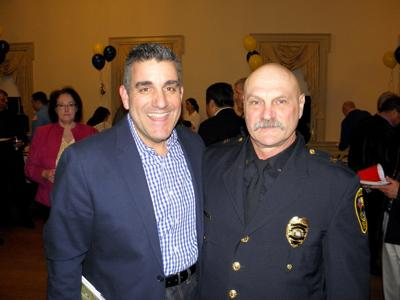 Newtown Police Chief Sworn-in at Ceremony | Top Stories