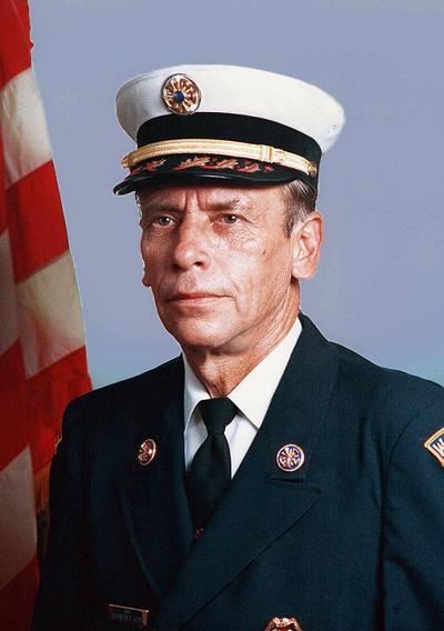 "Chief Charles Chandler ""Buddy"" Judd, Jr."