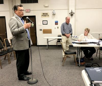 Roxbury Road in Southbury: Planners Okay The Meadows Application