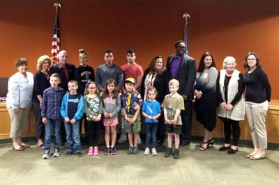 BOARD OF ED HONORS STUDENTS